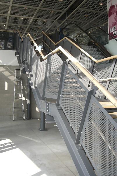 Mascheramento scale esterne e di sicurezza - Foto scale esterne ...