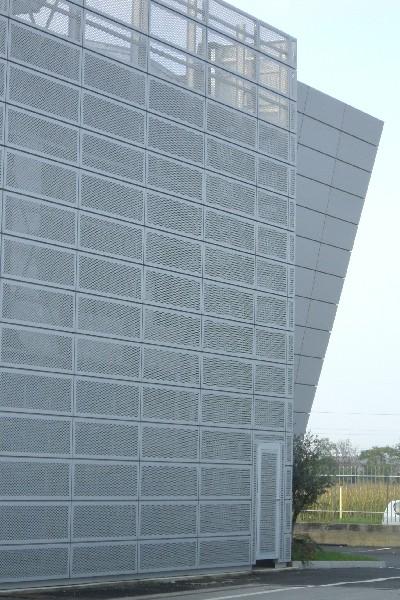 rivestimento di capannoni industriali